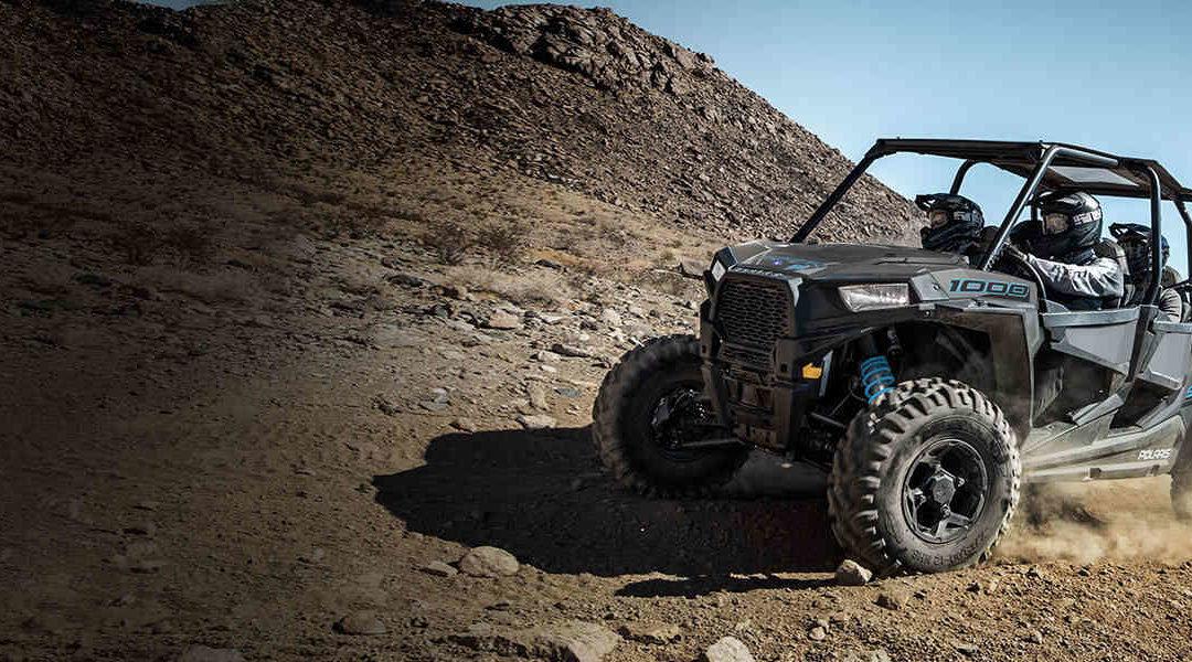 Adventure Through Utah in UTV Rentals