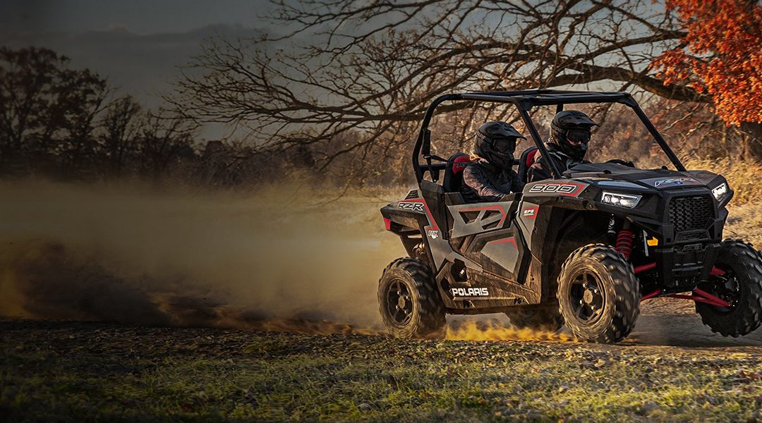 See Utah in an RZR Rental