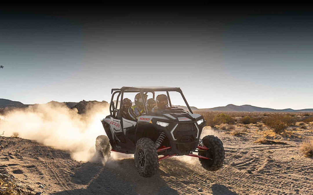 Polaris RZR 1000 XP 4