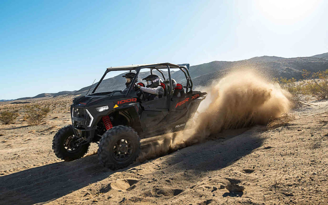 Adventure Through Utah in UTV Rentals