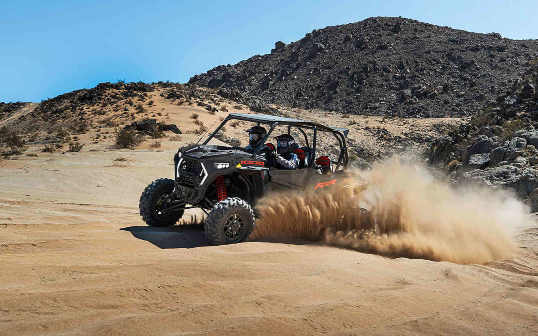 Explore Off Road with Side-by-Side Rentals in Salt Lake City